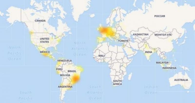 Depois de instabilidades, Instagram WhatsApp e Facebook voltam a funcionar