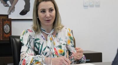 Deputada Jaqueline Cassol garante novos veículos para Emater- RO