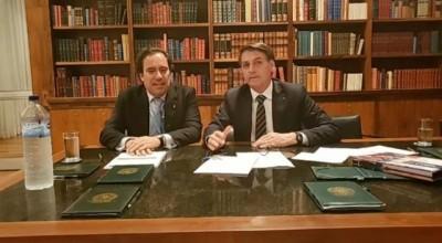 Em vídeo nas redes sociais, presidente Bolsonaro confirma asfaltamento da BR 319 para 2021