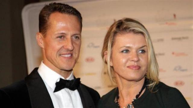 Esposa quebra silêncio e revela que Schumacher pediu segredo sobre saúde