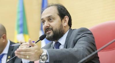 Governador sanciona projeto do presidente Laerte Gomes que proíbe corte de energia sem notificação