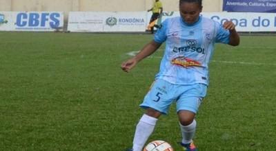 Ji-Paraná goleia o Genus e se despede com vitória do Rondoniense Feminino