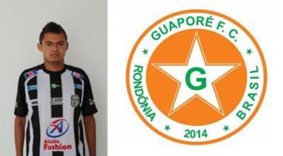 Mais um jogador é anunciado pelo Guaporé FC