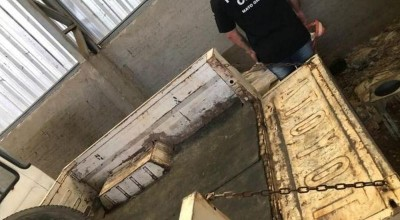 Policia Civil encontra fazenda onde onças-pintadas teriam sido filmadas mortas em caminhonete