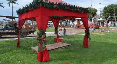 Rolim de Moura – Papai Noel chega neste sábado, (30) para inaugurar o Tradicional Natal de Luz