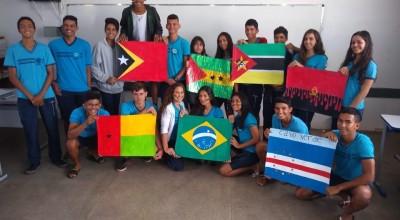 Seringueiras: Alunos da escola estadual Osvaldo Piana realizam pesquisa sobre História da Língua Portuguesa