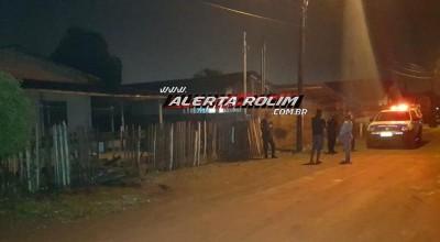 Violência: Polícia registra assassinato em Rolim