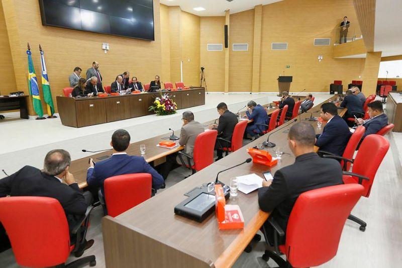 Assembleia Legislativa aprova Orçamento do Estado, de R$ 8,5 bilhões, para 2020