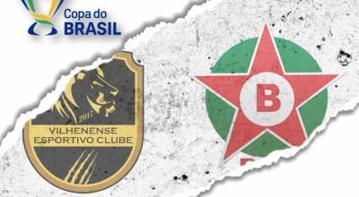 Copa do Brasil 2020: Vilhenense pega o Boa Esporte-MG