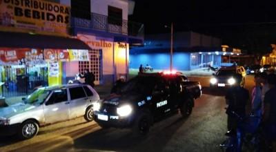 Em Vilhena, homem é morto após ser vítima de tiros na avenida Paraná; caso será investigado