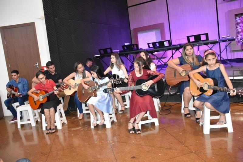 Escola Priscila Rodrigues Chagas terá recital da Prepararte hoje
