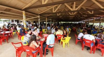 Grande sucesso: 1º Leilão Solidário de Nova Dimensão em prol do Hospital Santa Marcelina de Porto Velho