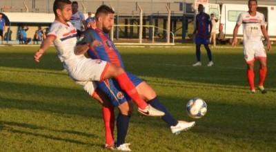 Guaporé acerta a contratação do atacante Marco Aurélio