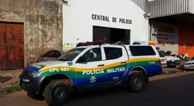 Homem é preso após tentar estuprar grávida em banheiro de agência bancária, em Rondônia