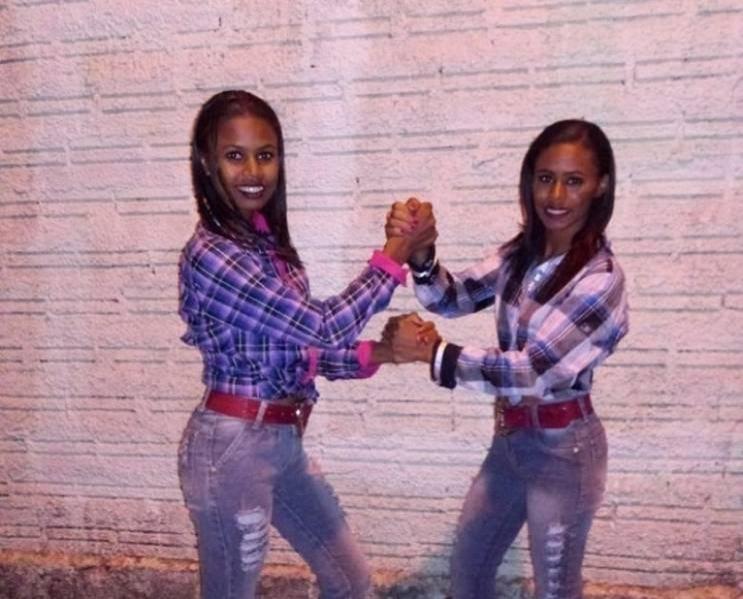 Irmãs-cantoras de Chupinguaia ajudam os pais na roça, vivem ser energia elétrica e buscam realizar sonho