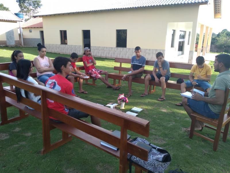 JUPF de Alto Alegre realiza 8º encontro
