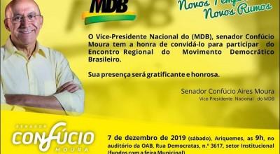 MDB levanta bandeira da renovação e realiza o primeiro encontro em Ariquemes