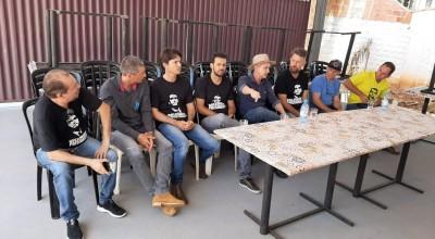 Movimento pró-Bolsonaro se reuniu com empresário Jaime Bagatolli em Rolim