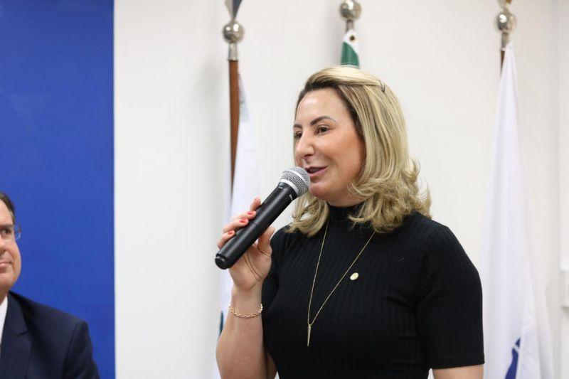 Recursos vão garantir mais segurança em Rondônia, afirma Jaqueline Cassol