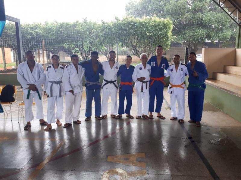 Rolim de Moura participa da 3ª etapa do Campeonato Estadual de Judô da LIJER e garante segundo lugar