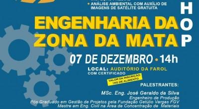 Rolim de Moura sediará l Workshop de Engenharia da Zona da Mata