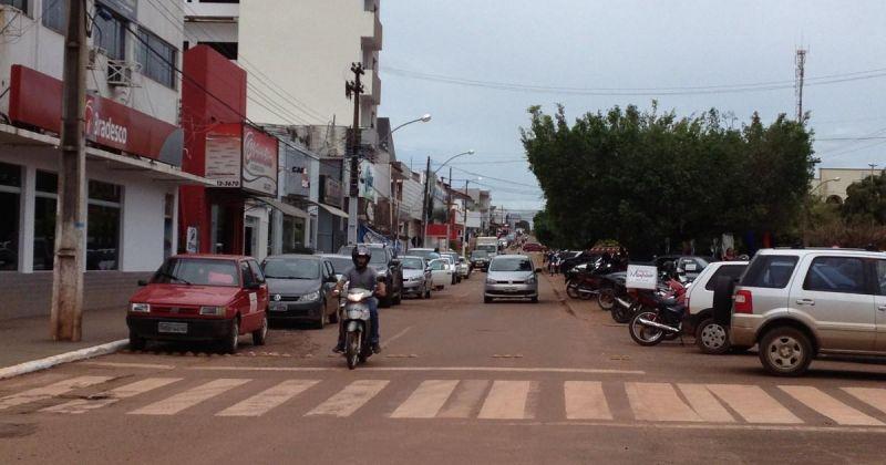 34,6% da frota de veículos em Rolim de Moura está inadimplente