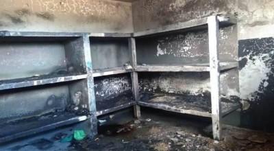 Após incendiar celas para exigir prisão domiciliar, presos do semiaberto voltam para o regime fechado em Cerejeiras