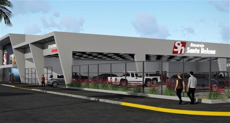 Atacarejo Santa Helena investe em mais comodidade para seus clientes