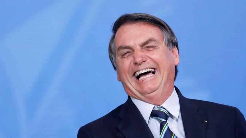 Bolsonaro ironiza levantamento da Fenaj sobre ataques à imprensa