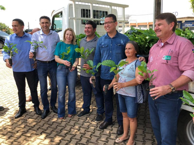 Deputada Jaqueline destaca avanços conquistados para a saúde e agricultura de Rondônia