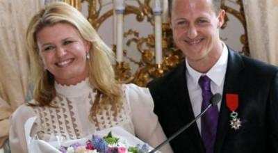 Fotos de Schumacher são roubadas em casa e oferecidas por R$ 5,5 milhões