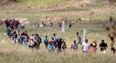 Mais de 800 pessoa morrem em rotas migratórias nas Américas em 2019