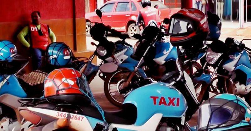 Mototaxistas passarão por vistoria para averiguar se estão nos padrões de Transporte em Rolim de Moura
