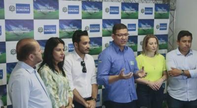 Mutirão para zerar fila de cirurgias de catarata e ortopédicas é lançado na região do Café e Vale do Guaporé