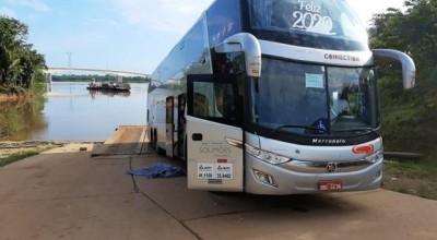 Ônibus mata passageira e fere outra na BR-364