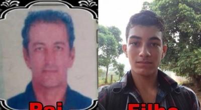 Pai e Filho que morreram vítimas de acidente serão velados em Alta Floresta