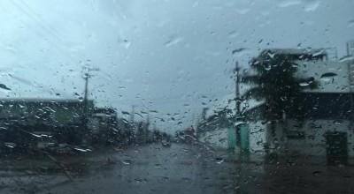 Porto Velho registra 93,6 milímetros de chuva em quatro dias