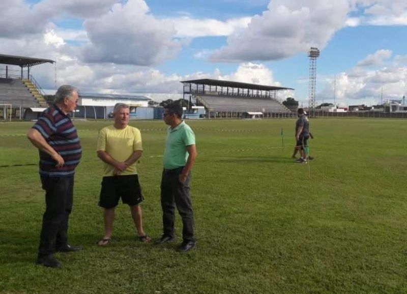 Secretário Municipal de Esportes garante que o Portal da Amazônia estará pronto para abertura do Estadual