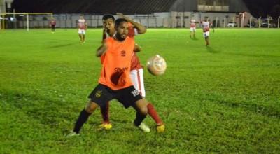 Vilhenense empata sem sem gols no seu primeiro amistoso preparatório para a temporada 2020
