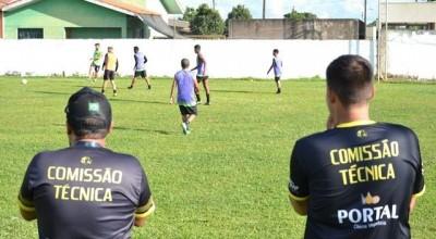 Vilhenense inicia última semana de trabalhos antes da estreia no Rondoniense 2020