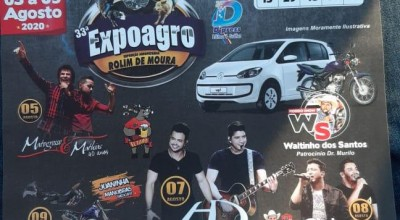 33ª Expoagro: Asrolim inicia venda Passaportes neste sábado com promoção no 1º lote