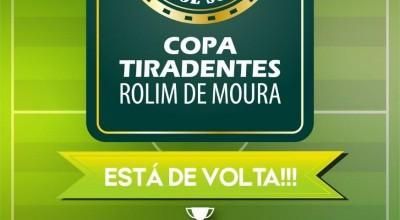 A Copa Tiradentes da Polícia Militar em Rolim de Moura está de volta com premiações de até 8 mil reais em dinheiro