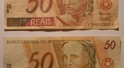 ACIRM alerta sobre derrames de notas falsas em Rolim