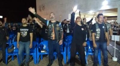 Águias de Cristo participam de movimento Evangelístico em Rolim de Moura