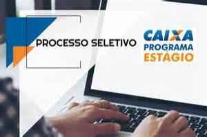 Caixa abre inscrições em estágio de nível médio para estudantes de todo Brasil com bolsa de R$ 1.000,00