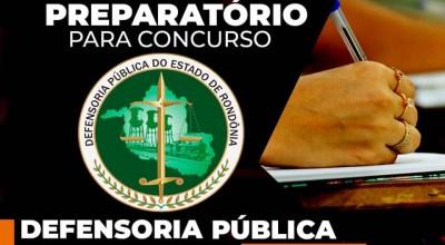 Concurso: Defensoria de Rondônia define banca e Conectinove prepara lista vip para preparatório