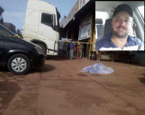 Delegado confirma prisão de suspeitos de serem mandantes da morte de caminhoneiro em Vilhena