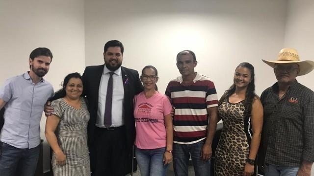 Jean Oliveira parabeniza Candeias do Jamari pelo seu aniversário