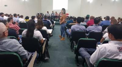 Expositores participam de reunião de alinhamento para a 9ª edição da Rondônia Rural Show Internacional