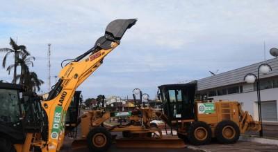 Governo entrega maquinários e inaugura nova sede regional da Idaron em Rolim de Moura